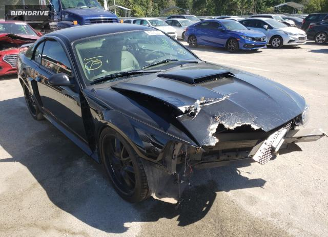 Lot #1730836586 2003 FORD MUSTANG GT salvage car