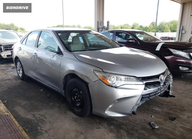 Lot #1730861799 2015 TOYOTA CAMRY LE salvage car