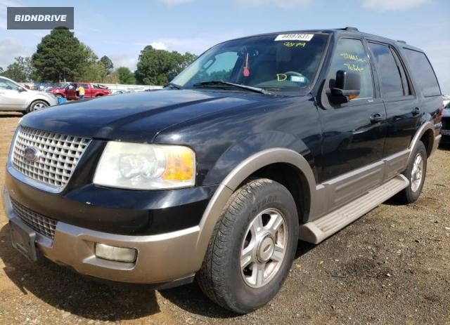 Lot #1731402513 2003 FORD EXPEDITION salvage car