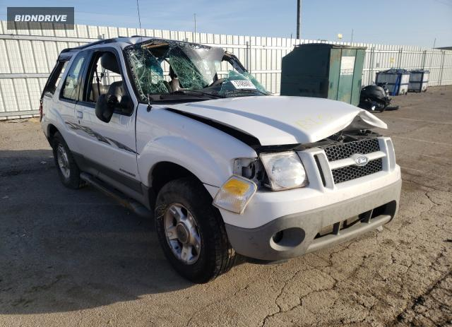 Lot #1731437666 2001 FORD EXPLORER S salvage car