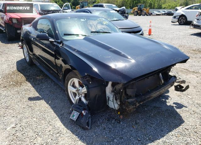 Lot #1731452303 2017 FORD MUSTANG salvage car