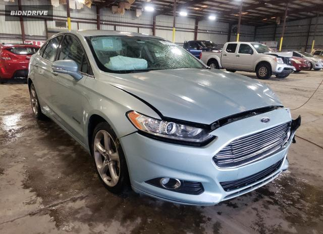 Lot #1731452363 2013 FORD FUSION SE salvage car