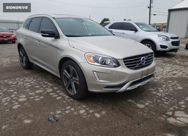 Lot #1733080779 2017 VOLVO XC60 T5 DY salvage car