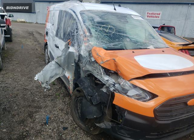 Lot #1733090819 2019 FORD TRANSIT CO salvage car