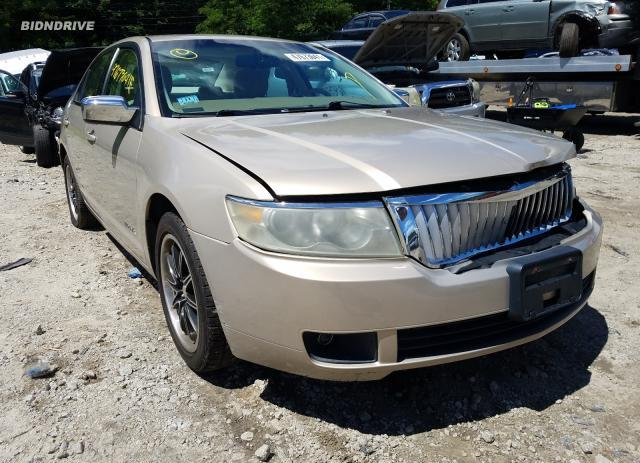 Lot #1734045466 2006 LINCOLN ZEPHYR salvage car