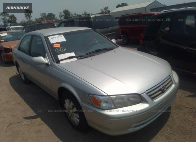Lot #1738808789 2001 TOYOTA CAMRY CE/LE/XLE salvage car