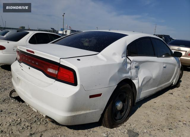 Lot #1759915673 2013 DODGE CHARGER PO salvage car