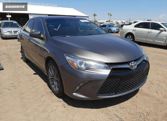 Lot #1760677729 2017 TOYOTA CAMRY LE salvage car