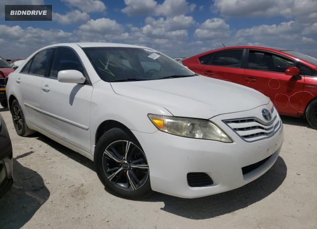 Lot #1761183106 2010 TOYOTA CAMRY BASE salvage car