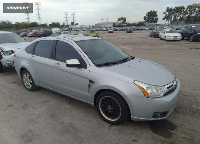 Lot #1761473073 2008 FORD FOCUS SES salvage car