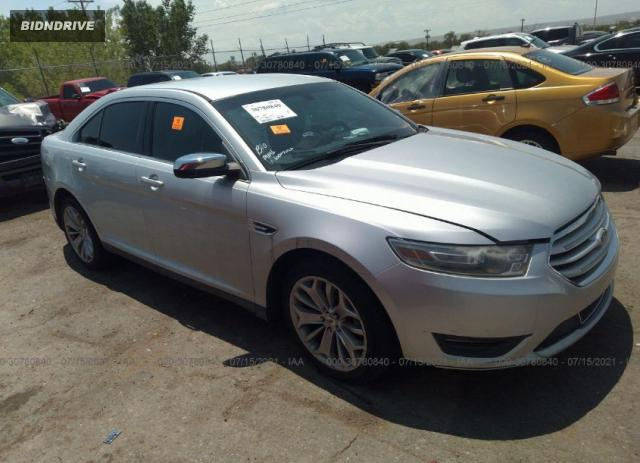 Lot #1761473323 2014 FORD TAURUS LIMITED salvage car