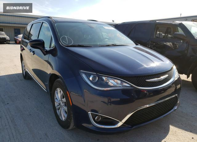 Lot #1763288799 2017 CHRYSLER PACIFICA T salvage car