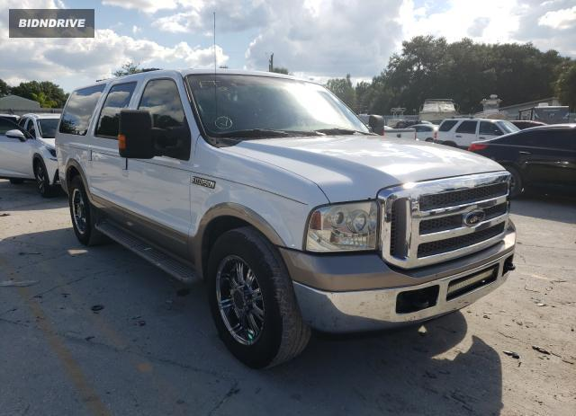 Lot #1768707253 2005 FORD EXCURSION salvage car