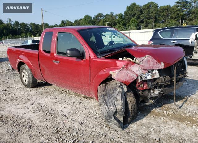 Lot #1770009619 2011 NISSAN FRONTIER S salvage car