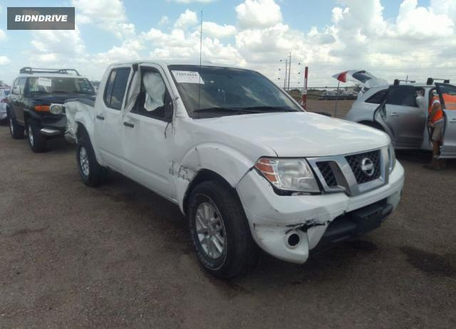 Lot #1770327393 2014 NISSAN FRONTIER SV salvage car