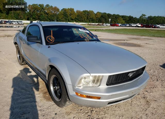 Lot #1770396623 2007 FORD MUSTANG salvage car