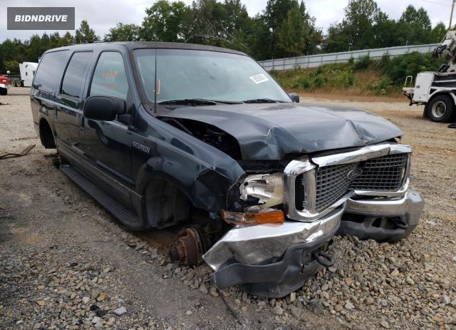 Lot #1774124353 2001 FORD EXCURSION salvage car