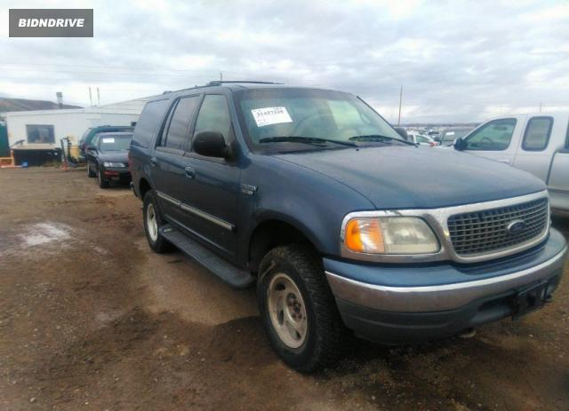 Lot #1776966199 2000 FORD EXPEDITION XLT salvage car